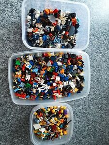 Lego Sammlung Konvolut Star Wars , Ninjago, Chima , City , etc. Ersatzteile
