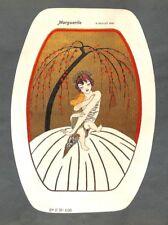 """ART DECO """" DESSUS BOITE DRAGEES BOISLIVEAU LA ROCHE-SUR-YON """" 1925"""