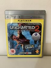Uncharted 2: Among Thieves (Platinum Edition) (PS3)