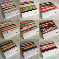"""Discounted KAISERCRAFT paper pads 6.5 * 6.5"""" Fairy Dust, Christmas Hanami Garden"""