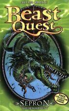 Sepron the Sea Serpent: Series 1 Book 2 (Beast Quest),Adam Blade