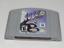 1080 Snowboarding Nintendo 64 N64 Video Game Cart