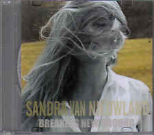 Sandra Van Nieuwland-Breaking New Ground Promo cd single