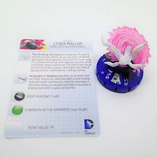 Heroclix Superman and Legion set Lydea Mallor #057 Chase figure w/card!
