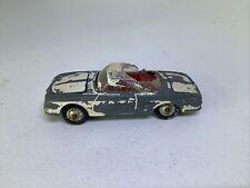 Original Corgi Diecast No.239 VW 1500 Karmann Ghia Scale 1:43 Spares Or Repair