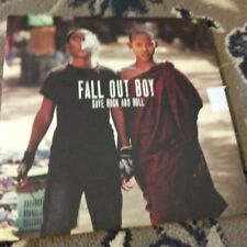 "FALL OUT BOY SAVE ROCK AND ROLL 10"" VINYL / RED / PANIC AT THE DISCO NECK DEEP"
