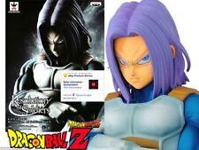 ☀ Dragon Ball DBZ Future Trunks Resolution of Soldiers Banpresto Figure Figurine