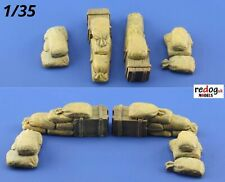 Redog 1/35 Sandbags for Trenches / Resin Scale MiModel Diorama Kit 15