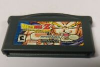 Dragon Ball Z: The Legacy of Goku (Nintendo Game Boy Advance) GAME ONLY GBA