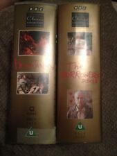 The Borrowers And The Borrowers Series II Vhs Videos. 2 X Boxsets 4 Videos Total