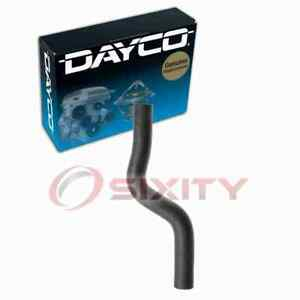 Dayco Upper Radiator Coolant Hose for 2014-2017 Infiniti QX70 3.7L V6 Belts jy