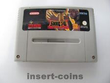 Shaq Fu   -  Super Nintendo / SNES / Pal  #M19