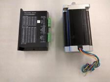 NEMA34 Hybrid Stepper Motor 1700oz + Driver Kit