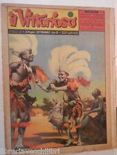 IL VITTORIOSO N 18 1 maggio 1955 Tex Revolver La pista nera Terra rossa Raya e