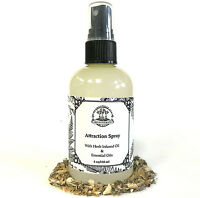Attraction Spray for Money, Love & New Opportunities Hoodoo Voodoo Wiccan Pagan