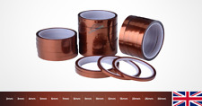 33m Heat Resistant Polyimide Film High HOT Temperature Self Adhesive Kapton Tape