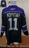 "NHL Los Angeles Kings ""Rare"" Anze Kopitar 11 ""A"" VTG Reebok Youth Jersey Sz 4-7"