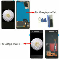 """For Google Pixel 2 XL  6.0""""/ Pixel 2 5.0"""" LCD Display Touch Screen Digitizer Lot"""
