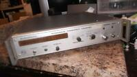 Eldorado Microwave Frequency Counter Model 990 - As Is, Untested