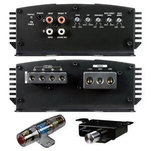 Audiopipemap Apmn-1500 Audiopipe 1500 Watts Rms Mini Amplifier Class D