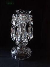 """RARE *Vintage* WATERFORD CRYSTAL C1 Candelabra Candlestick Holder 10"""""""