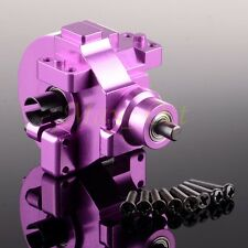 Alloy Gear Box Drive & Diff.Gear 02051 02024 02030 For RC 1/10 HSP RedCat Purple