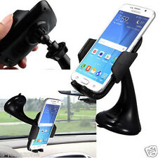 Rotating cell Mobile Phone In Car Holder Cradle Stand for Samsung Galaxy Phone