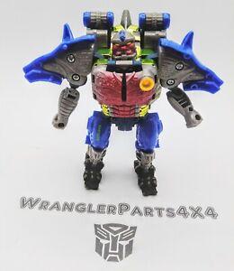 Transformers 2000 Rhinox Figure - Fox Kids Beast Wars Transmetals Deluxe Class
