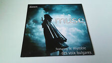 "MUSE ""DAWN"" CD SINGLE 2 TRACKS RARE"