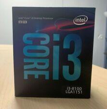 **NEW** Intel Core i3-8100 Quad Core 3.6GHz 6MB LGA1151 CPU Processor SR3N5