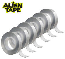 Alien Tape Instantly Locks Anything into Place Without Screws 7ft long & 6 Pack