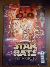 RAT-MAN SPECIAL EVENTS N. 49 STAR RATS EPISODIO I 1 RAT-MAN PANINI COMICS 2005
