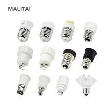 B22/E14/E27/E12/E17/GU10 Lamp Base Socket Adapter Converter Holder For LED Light