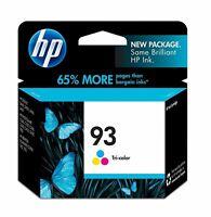 GENUINE NEW HP 92 93 (C9362WN C9361WN) Ink Cartridge Retail Box