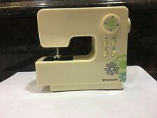 "2009 American Girl 18"" Doll Chrissa Craft Studio Sewing Machine Retired"