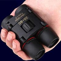 EG_ Day& Night Vision 30 x 60 Zoom Birding Folding Binoculars Telescope Proper