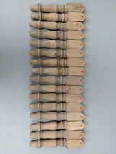 Farmhouse Coffee Table Legs joblot of 16 short small traditional