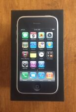 APPLE iPHONE 3G ORIGINAL BOX Box Only FOR BLACK iPHONE 3G 8GB with INFO GUIDE