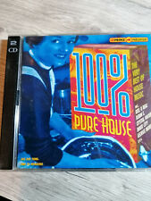 CD Sampler, 100% Pure House