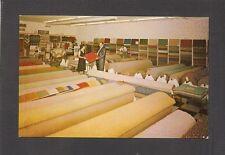 POSTCARD:  J & M CARPETLAND - 3140 N. TAMIAMI TRAIL - SARASOTA, FLORIDA - 1960s