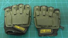 Pro-Line armored paintball gloves. Size Medium. Old school. Vintage.