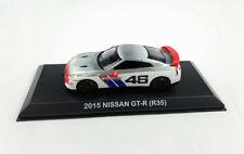 GreenLight 1:43 GT-R R35 2015 Car Model Toy