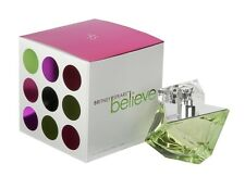 Believe by Britney Spears 3.4 / 3.3 EDP Perfume NEW IN BOX