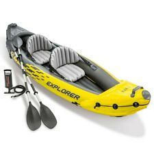 Intex Explorer K2 Canoa per Due Persone 312 x 91 x 51 cm
