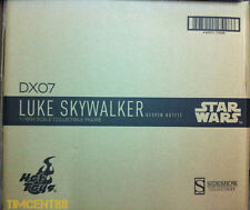 Hot Toys DX07 Star Wars Luke Skywalker Bespin Outfit Sideshow Normal Opened New