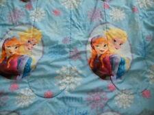 "Disney Frozen Twin Full Comforter 86"" x 66"" Great Condition"