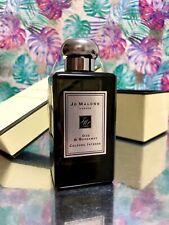 JO MALONE Oud & Bergamot Cologne Intense 100 ml NEW IN BOX