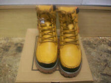 New Men's Vikings Mid Wheat - Black Waterproof Boots Size 9.5 Brand New!