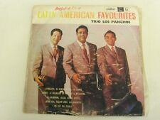 Trio Los Panchos - Latin American Favourites - LP