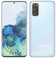 HANDY ZUBEHÖR für Samsung Galaxy S20 FE (G780F) SCHUTZHÜLLE SILIKON Transparent